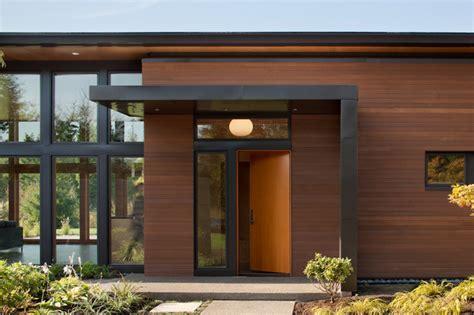 olympia residence modern entry seattle  coates