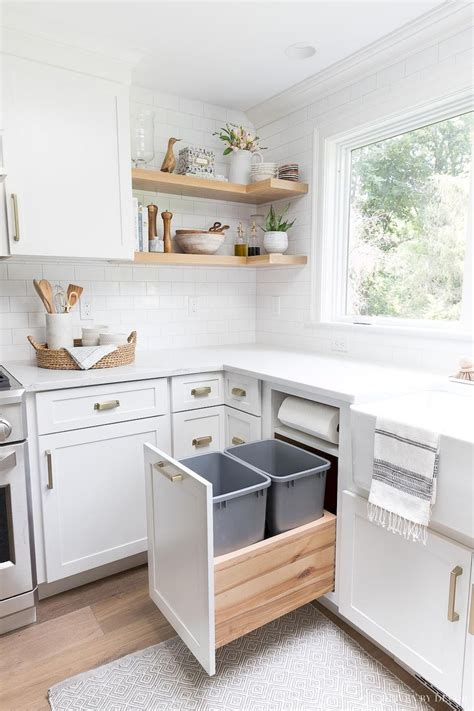 3 Inspiring Kitchens by Small Kitchen Organization Ideas With Inspiring