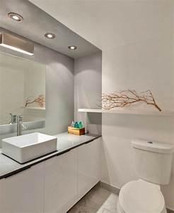 Bain De Lumiere : d co lumiere salle de bain ~ Melissatoandfro.com Idées de Décoration