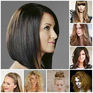 Trendy haircut for long hair 2016