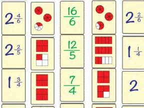 Improper Fractions Mixed Numbers Matching Activity By Araine  Teaching Resources Tes