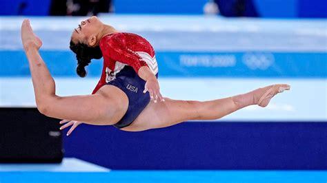 suni lee     olympic gymnast  won