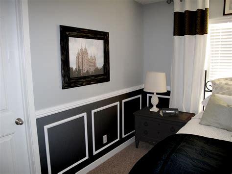 Wallpaper Dining Room Chair Rail Reviravoltta