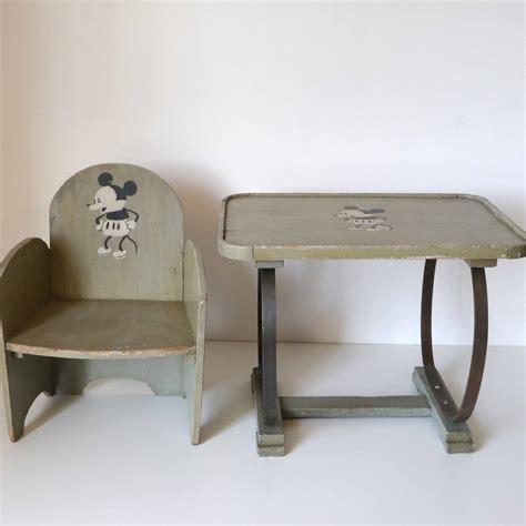 bureau mickey mickey bureau enfant la marelle mobilier vintage pour