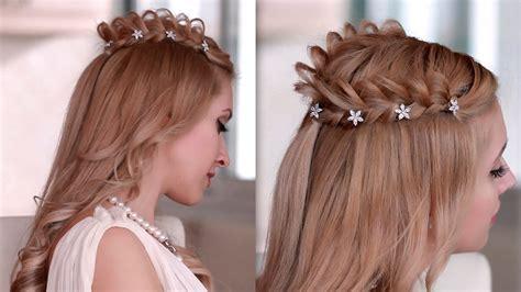 Cosplay hair tutorial: braided crown <a href=