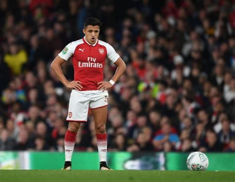Arsenal news: Alexis Sanchez told 'keep cool' by Laurent ...