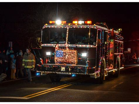 tolland fire department  kick  holiday season
