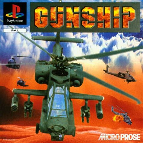 Buy Sony Playstation Gunship For Sale At Console Passion