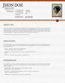 website resume templates free free printable resume templates