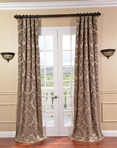 chocolate brown velvet curtains home design ideas