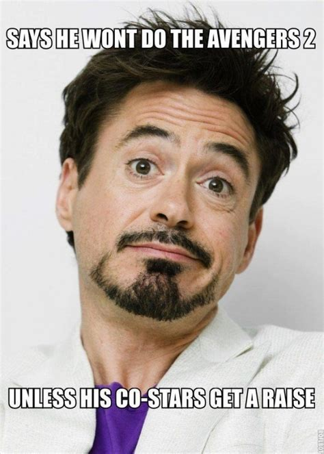 Robert Downey Jr Meme - good guy robert downey jr meme guy