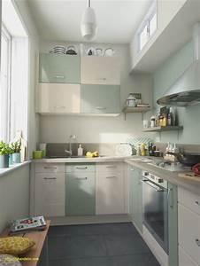 petite cuisine amenagee elegant modele de petite cuisine With photo de petite cuisine amenagee
