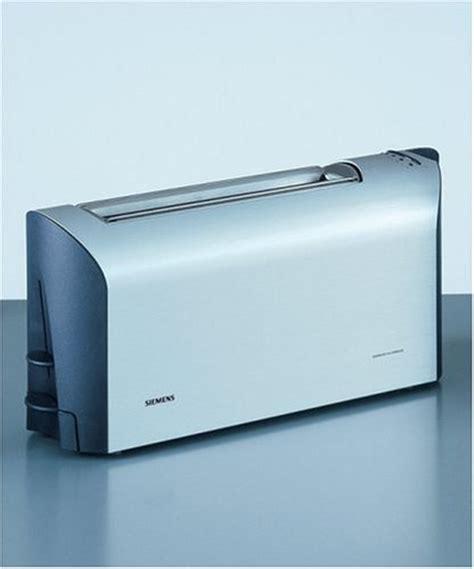 Porsche Toaster by Siemens Tt91100 Langschlitz Toaster Porsche Design