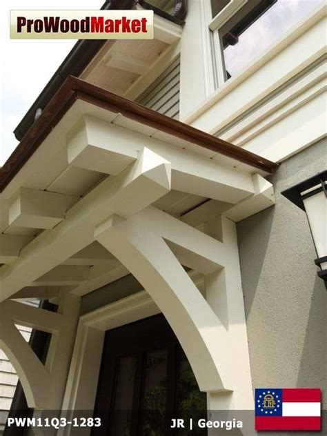 detached carriage house   car garage building  porch house  porch awning  door