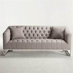Austin, Modern, Tufted, Sofa