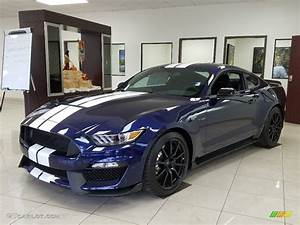 2018 Kona Blue Ford Mustang Shelby GT350 #130025809 | GTCarLot.com - Car Color Galleries