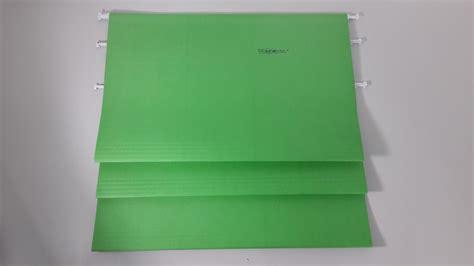 bahiaoffice carpeta colgante nepaco verde venta de