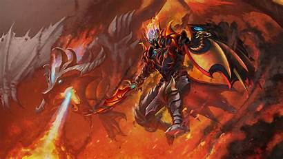 Epic Knight Anime Dragon Wallpapers Dota Dota2