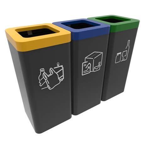 poubelle de bureau tri selectif les 25 meilleures idées concernant poubelle de tri sur