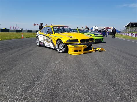 Sponsored Driver Drifts To Success