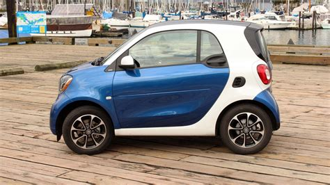Small Car by 2016 Smart Fortwo Big Small Car Review