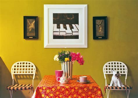 Dare To Decorate With Rich Colours   iDesignArch