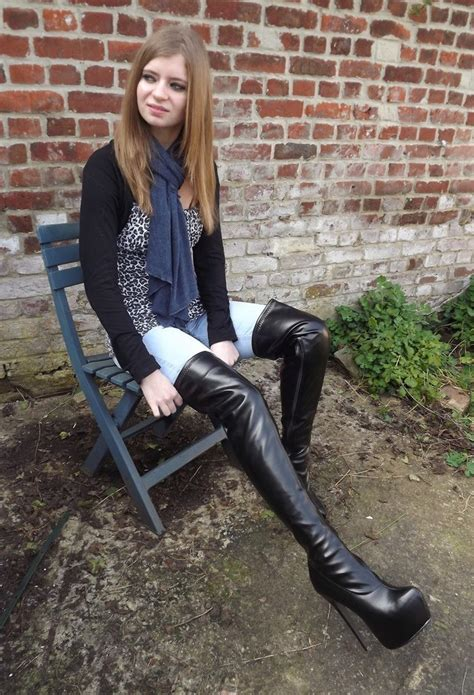 cute outfits  wear  platform boots  season