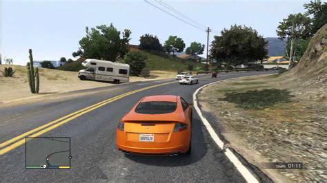 Gta 5 Orange Mitsubishi Eclipse Youtube