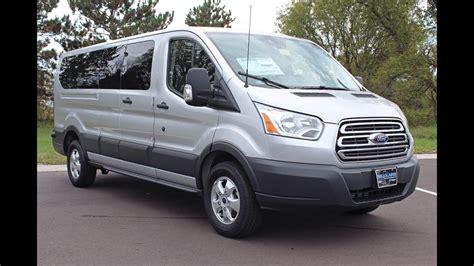 ford transit  xlt  roof wagon  passenger van