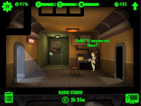 fallout shelter dwellers radio