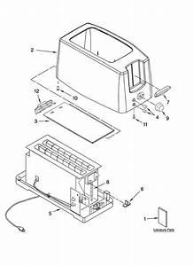Kitchenaid Toaster Parts