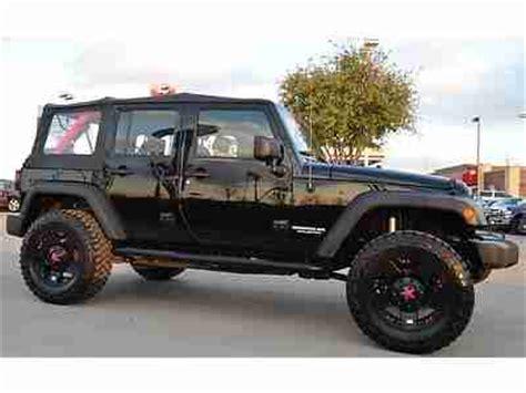 jeep wrangler custom pink purchase used 2010 jeep wrangler unlimited auto custom