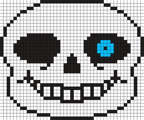 Minecraft Pumpkin Carving Ideas by Sans Mask Undertale Perler Bead Pattern Bead Sprites