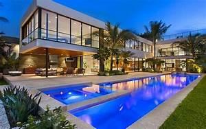 Maison de luxe à Miami Beach – Floride Vivons maison
