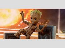 Cool Stuff New Hot Toys Baby Groot Is Ready to Rock
