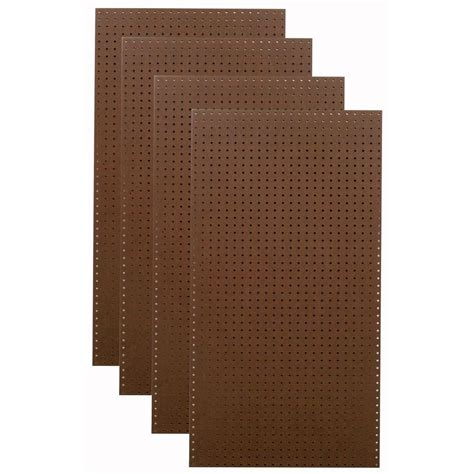 commercial grade kitchen faucets triton 1 4 in x 1 8 in heavy duty brown pegboard wall