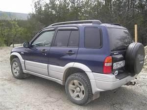 2000 Suzuki Vitara Engine Manual