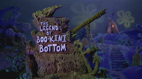 The Legend Of Bookini Bottom (transcript)  Encyclopedia Spongebobia  Fandom Powered By Wikia