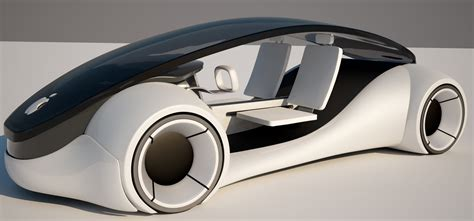 Apple iCar Concept, The Futuristic Electric Car From Apple ...