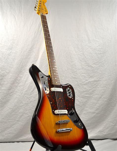 Jaguar Baritone by Fender Jaguar Baritone Bass Vintage Guitars And S