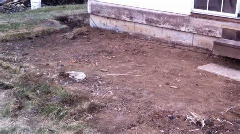 how to prepare for a concrete patio