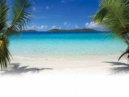 Beach Serenity Beaches Samui Thailand Island Paradise