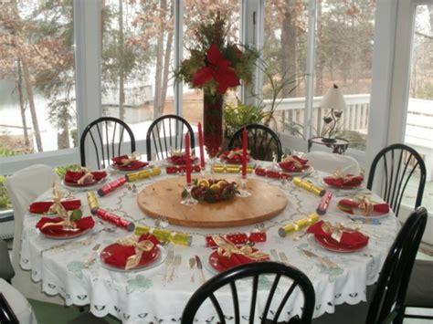 Decoration De Table Pour Noel La D 233 Coration De Table Pour No 235 L Plaisir Et Style