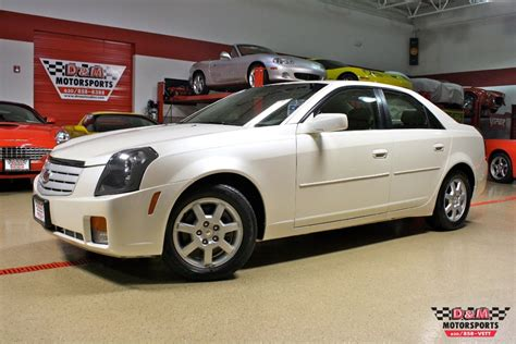 2006 Cts Cadillac by 2006 Cadillac Cts Sedan Stock M5229 For Sale Near Glen