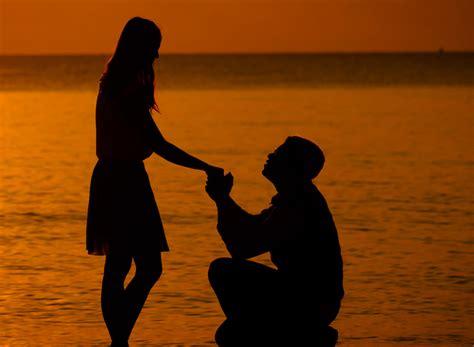 demande de mariage holidays