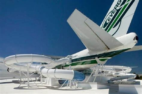 plane für pool 40 waterslides that you to see to believe