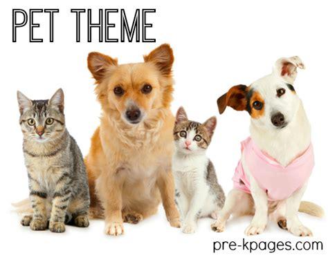 pet theme for preschool 102 | pet theme