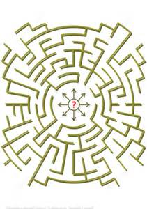 labyrinth game puzzle  printable puzzle games