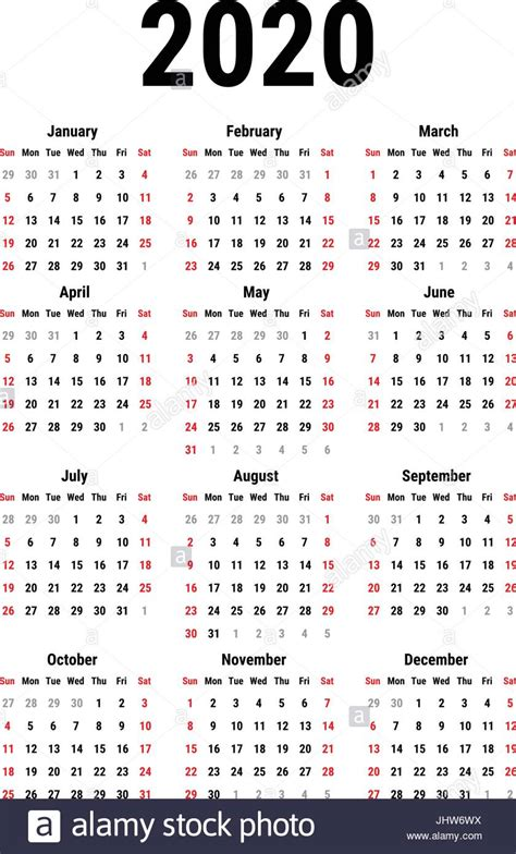 calendar stock vector images alamy
