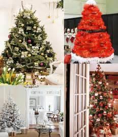 25 beautiful tree decorating ideas